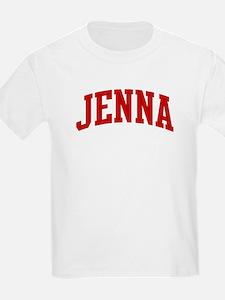 JENNA (red) T-Shirt
