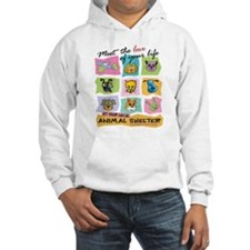 Meet The Love Of Your Life Jumper Hoody