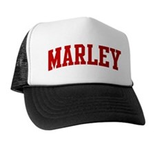 MARLEY (red) Trucker Hat