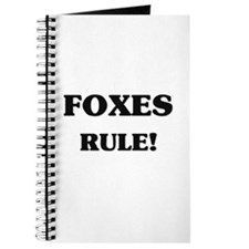 Foxes Rule Journal