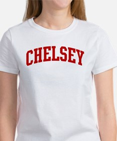CHELSEY (red) Tee