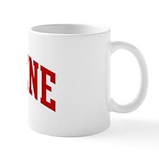 MARLENE (red) Mug