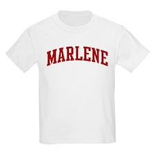 MARLENE (red) T-Shirt
