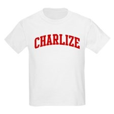 CHARLIZE (red) T-Shirt