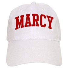 MARCY (red) Baseball Cap