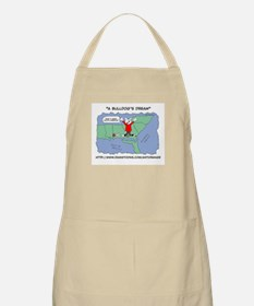 The Anti-Orange Page BBQ Apron