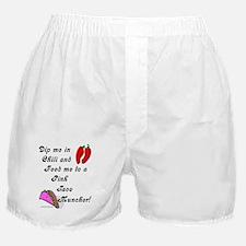 Pink Taco Muncher Boxer Shorts