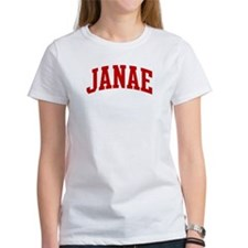JANAE (red) Tee