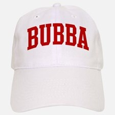 BUBBA (red) Baseball Baseball Cap