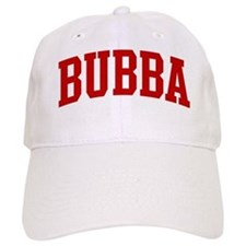 BUBBA (red) Baseball Cap