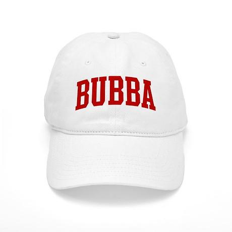 BUBBA (red) Cap