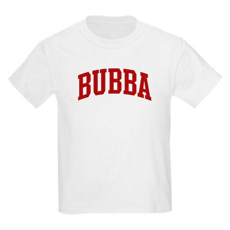 BUBBA (red) Kids Light T-Shirt