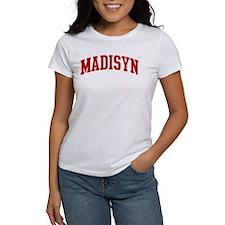 MADISYN (red) Tee