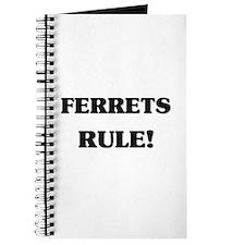 Ferrets Rule Journal