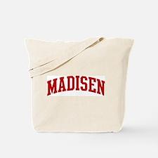 MADISEN (red) Tote Bag