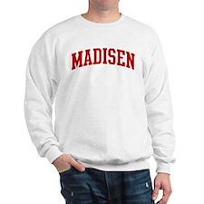 MADISEN (red) Sweatshirt