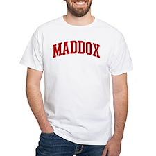 MADDOX (red) Shirt
