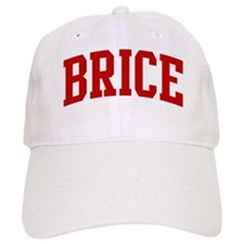 BRICE (red) Baseball Cap