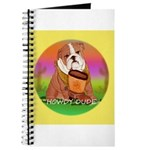 Howdy Dude English Bully Journal