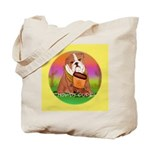 Howdy Dude English Bully Tote Bag