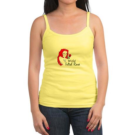 Wild Irish Rose, Womens Jr. Spaghetti Tank