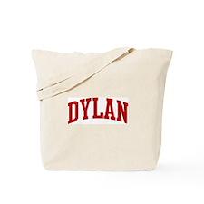 DYLAN (red) Tote Bag