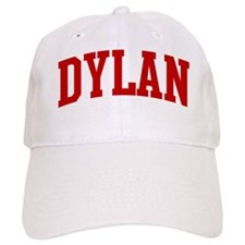 DYLAN (red) Baseball Cap