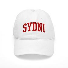 SYDNI (red) Baseball Cap