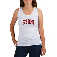 SYDNI (red) Women's Tank Top