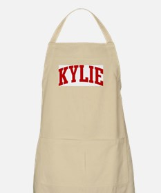KYLIE (red) BBQ Apron