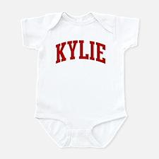 KYLIE (red) Infant Bodysuit
