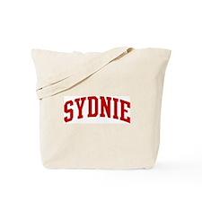 SYDNIE (red) Tote Bag