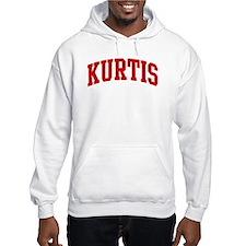 KURTIS (red) Hoodie