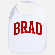 BRAD (red) Bib