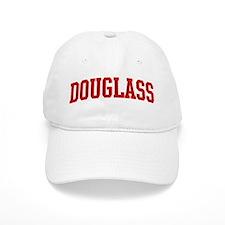 DOUGLASS (red) Baseball Cap