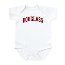 DOUGLASS (red) Infant Bodysuit