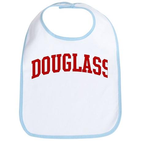 DOUGLASS (red) Bib