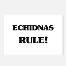 Echidnas Rule Postcards (Package of 8)