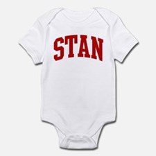 STAN (red) Infant Bodysuit