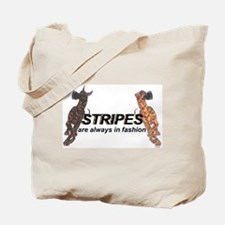 FashionStripes Great Danes Tote Bag