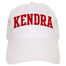 KENDRA (red) Baseball Cap