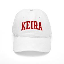KEIRA (red) Baseball Cap