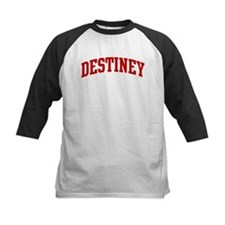 DESTINEY (red) Tee