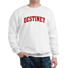 DESTINEY (red) Sweater