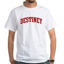 DESTINEY (red) Shirt