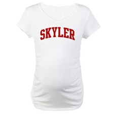 SKYLER (red) Shirt