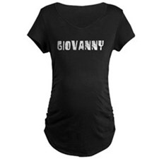 Giovanny Faded (Silver) T-Shirt