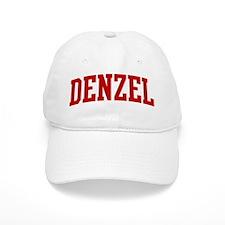 DENZEL (red) Baseball Cap