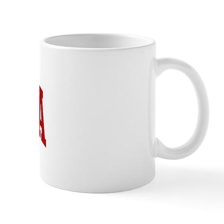 SHAYLA (red) Mug