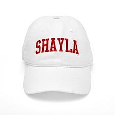 SHAYLA (red) Baseball Cap